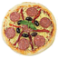 Photo of Reginaldo's Pizza Calab Salami