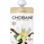 Photo of Chobani Vanilla Greek Yogurt Pouch 140g