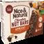 Photo of Nice&Natural Chocolate Nut Bars Apricot 6pk 180g