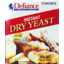 Photo of Defiance Instant Dry Yeast 12 Sachets 96g