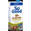 Photo of So Good Almond Milk Unsweetened 1L
