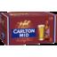 Photo of Carlton Draught Carlton Mid 4x6 X 375ml Bottles