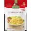 Photo of San Remo La Pasta Carbonara Pasta & Sauce 120g