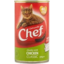 Photo of Chef Cat Food Can Chunky Chicken 690g