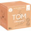 Photo of Tom Organic Ultra Thin Liners With Organic Cotton 26 Pack