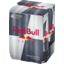 Photo of Red Bull Zero 4x250ml Cans