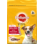 Photo of Pedigree Dog Food, Dry Adult Small Breed With Real Minced Beef 2.5kg