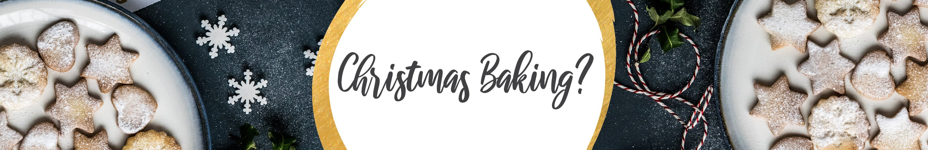 Shop Baking for Christmas