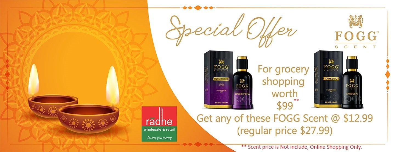 Fogg Scent Diwali Special