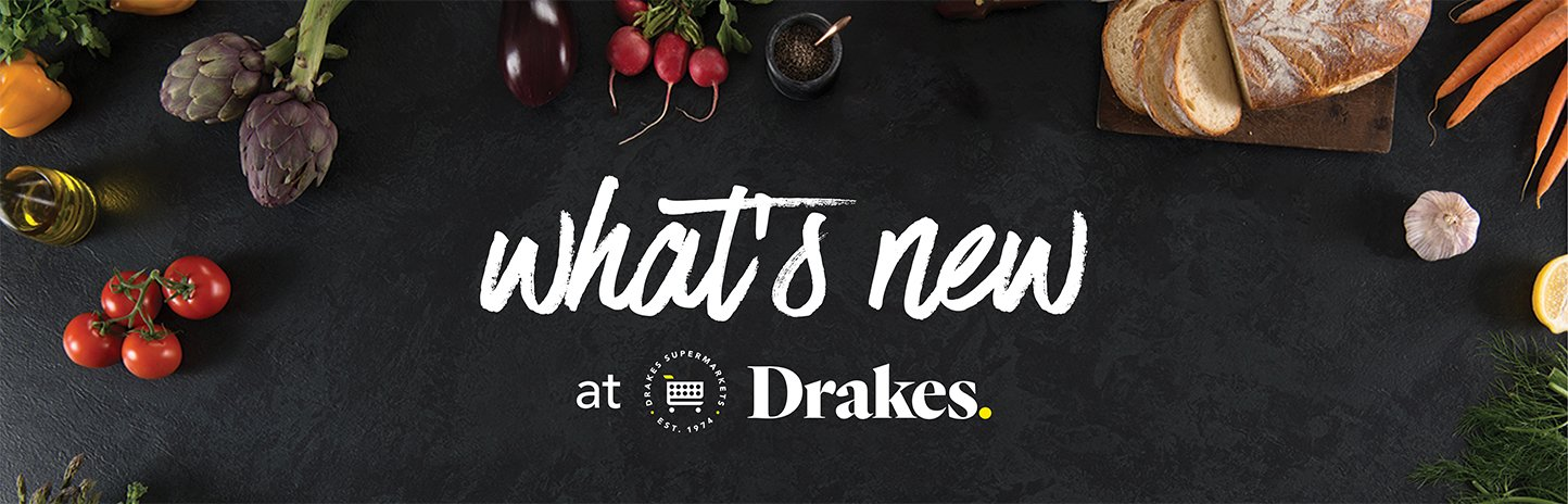 What's New at Drakes