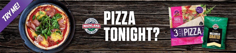 Pizza Tonight?
