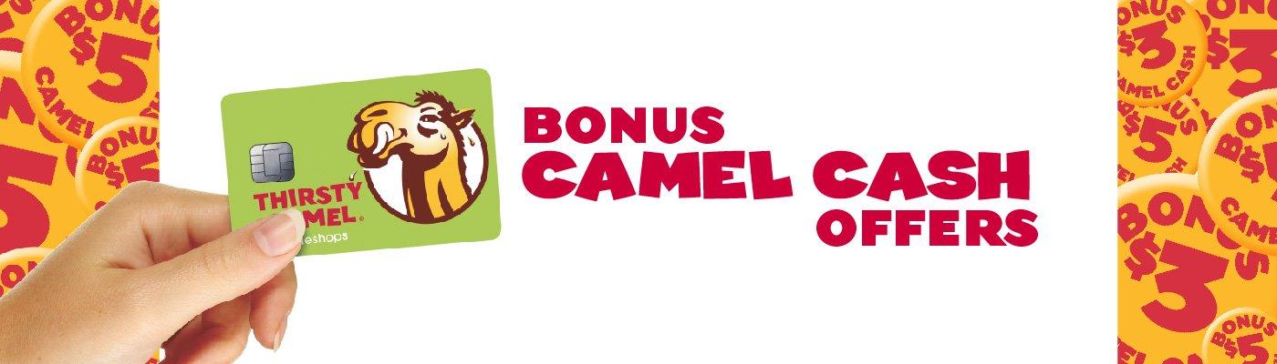 Bonus Camel Cash