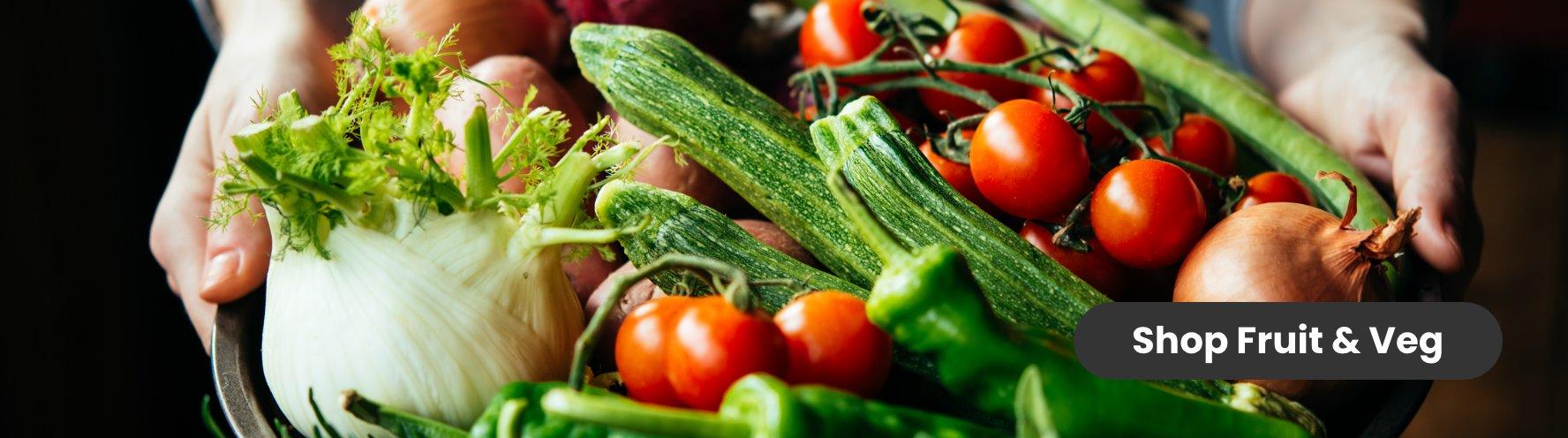 Shop Fruit and Vegetables