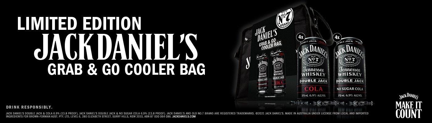 Jack Daniel's Grab & Go 8 Pack