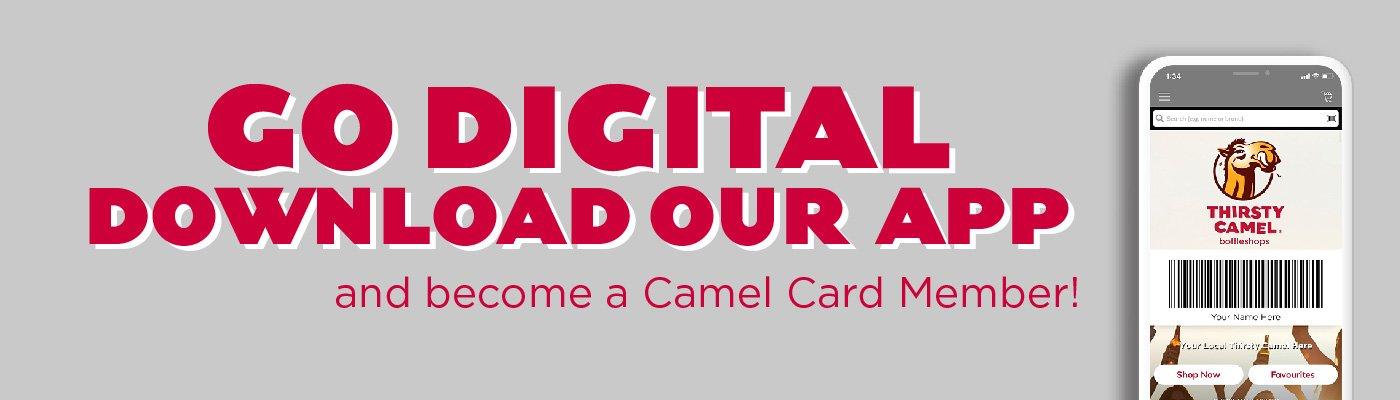 Go Digital Download Our App