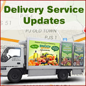 delivery service news