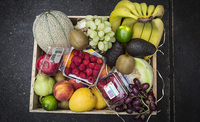 Fresh Fruit & Vegetables home delivered - Melbourne
