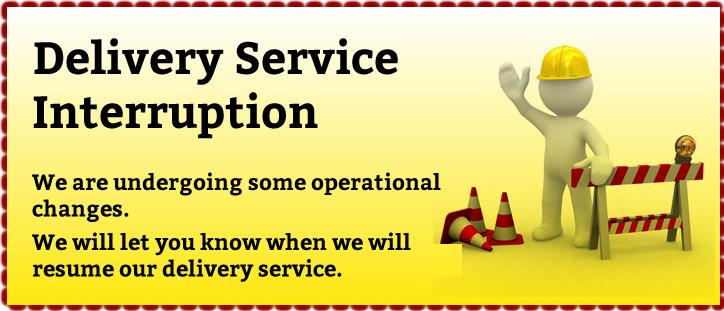 service interruption