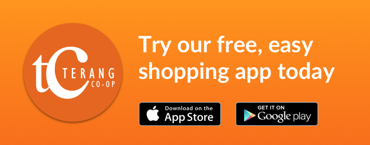 Terang Co-op Shopping Apps