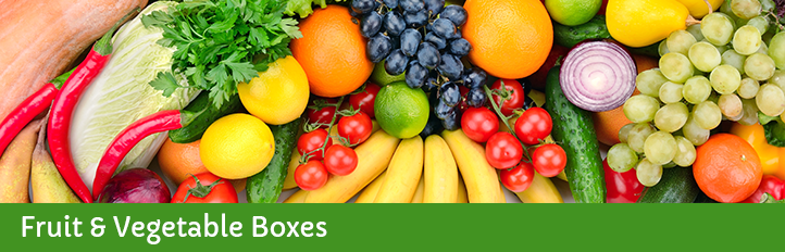 Fruit Vege Boxes
