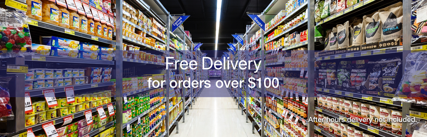 Free Zone 1 Home Delivery Hawthorn, Melbourne, VIC