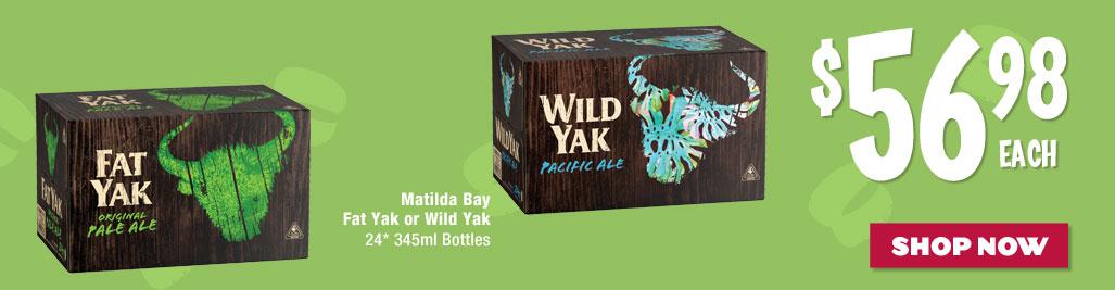 Matilda Bay Beer Cartons