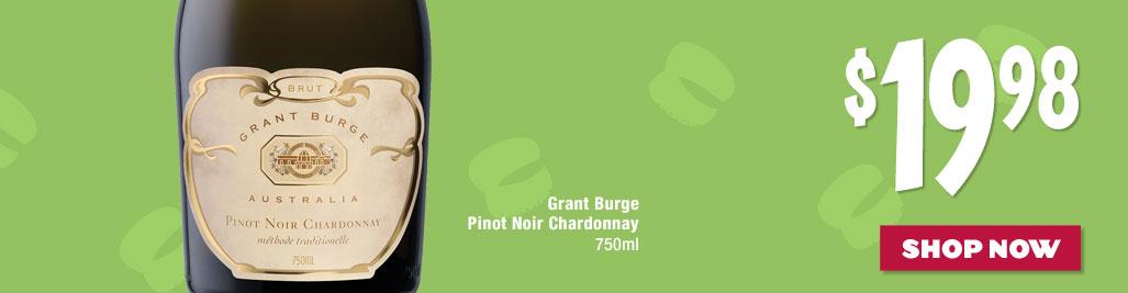 Grant Burge Sparkling Pinot Chardonnay