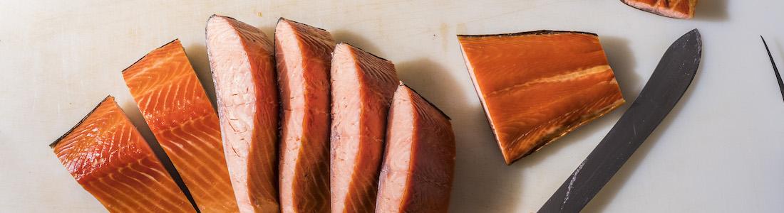 Ashmores Seafoods, Tasmania