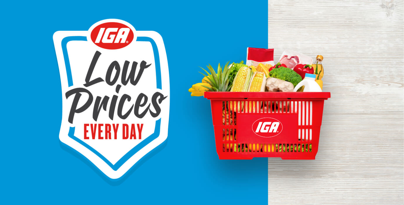 Low Prices Everyday at IGA Lilyfield