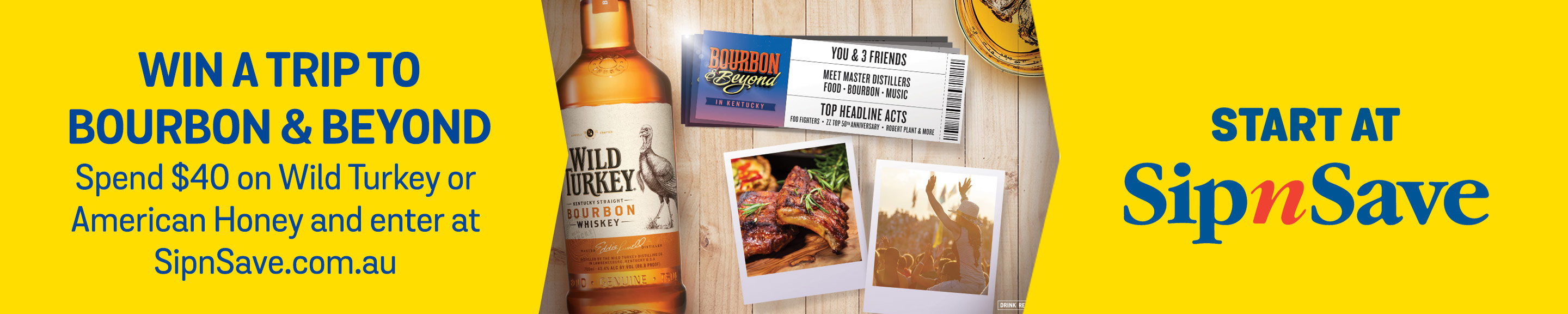 Win a trip to the Bourbon and Beyond Festival