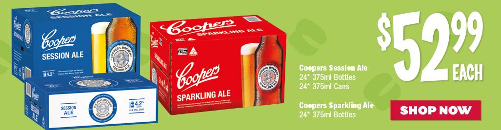 Beer & Cider Offers