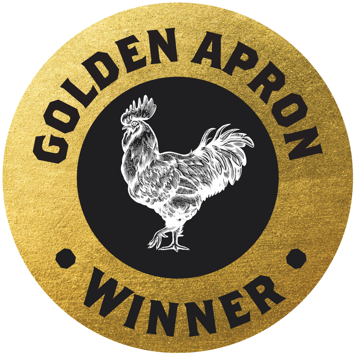 Golden Apron Winner