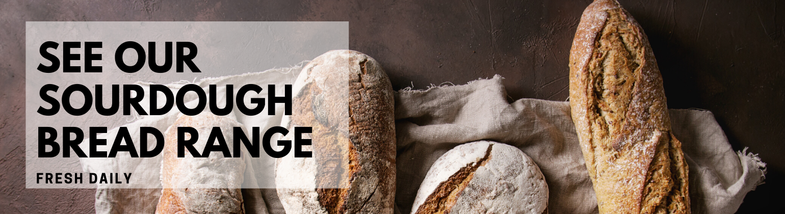 See our sourdough bread range