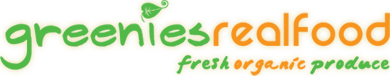 Greenies Realfood logo