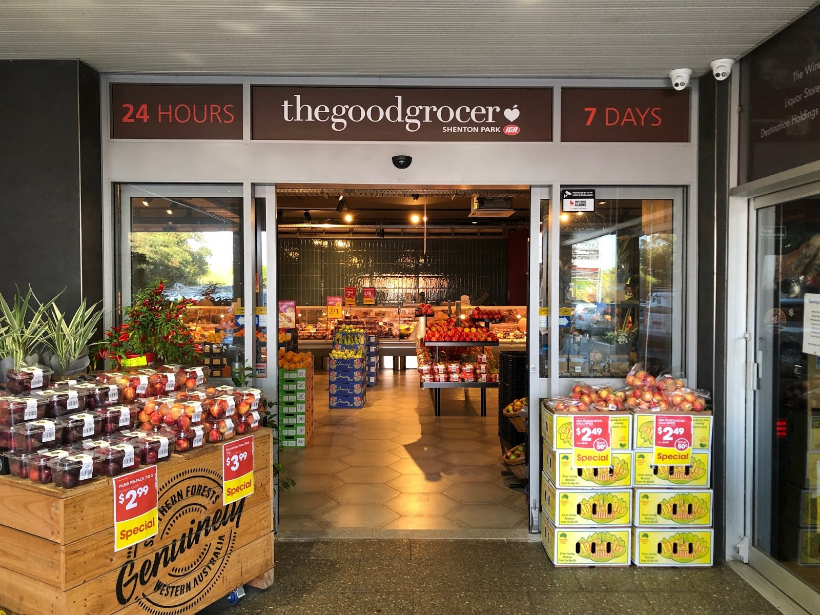 The Good Grocer Shenton Park IGA
