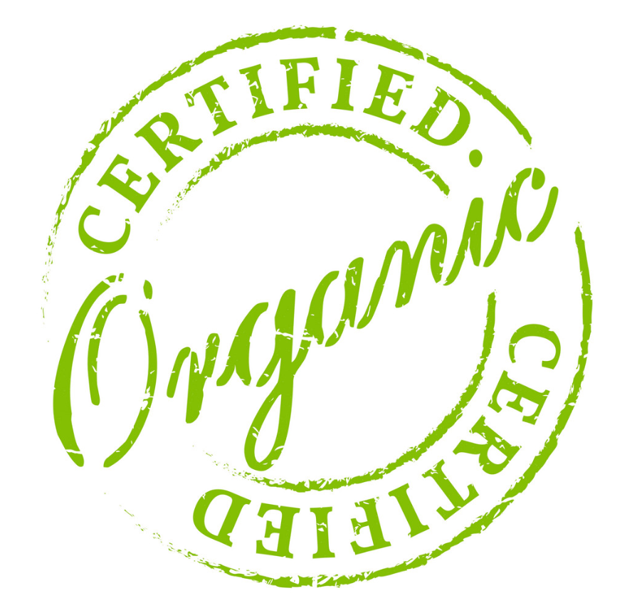 Certified Organic Produce