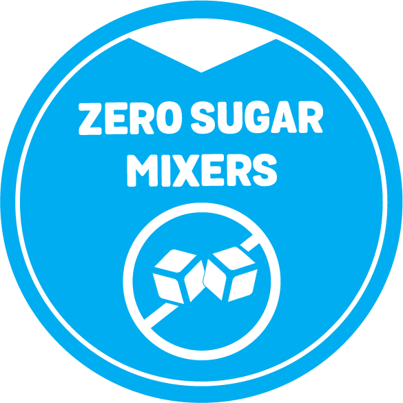 2021 Zero Sugar Mixer
