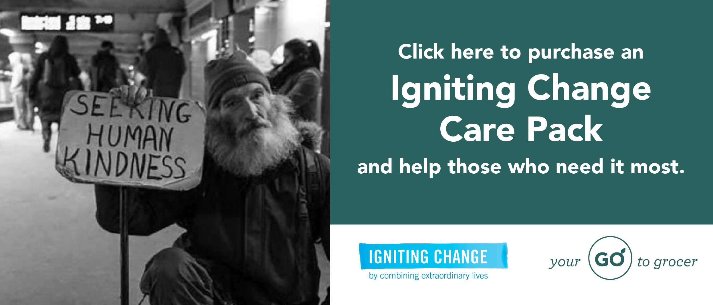 Igniting Change Care Pack